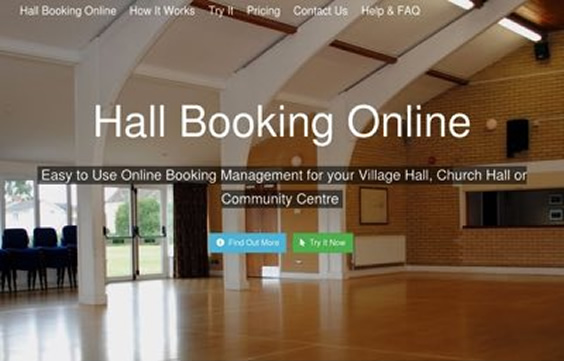 Hall Booking Online