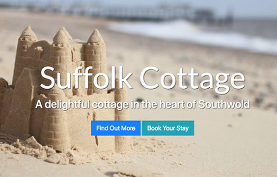 Suffolk Cottage Southwold